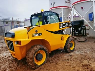 JCB 520/50 Forklift