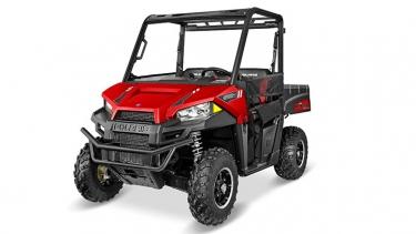Polaris Ranger ATV (Diesel)