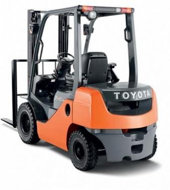 4Ton Forklift