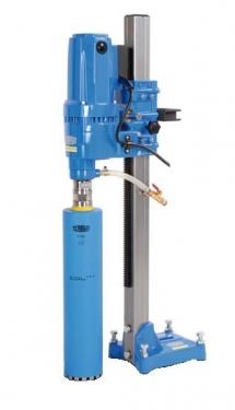 Vacuum Core Drill c/w Vac Pump