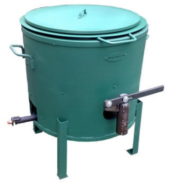 10 Gal Tar Boiler