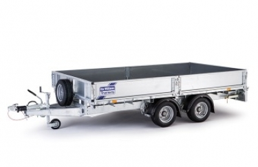 12ft Builders Trailer