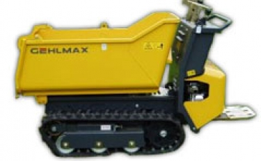 Narrow Hi-Tip Tracked Dumper