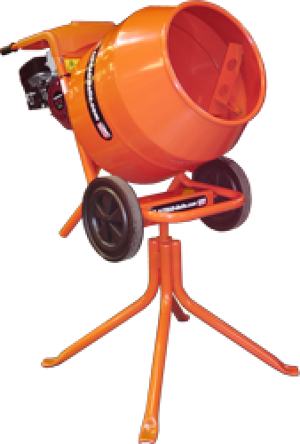 New 1/2 Bag Petrol Mixer