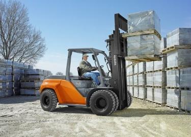 7Ton Forklift