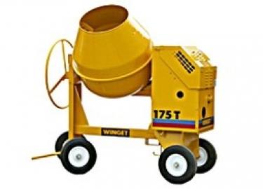 5/3 1/2 Bag Diesel Mixer