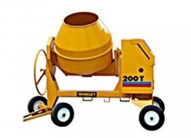 10/7 Diesel Mixer