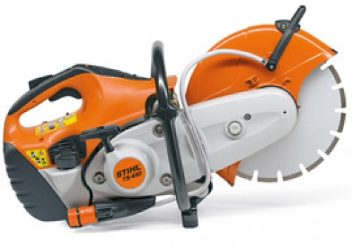 New TS410 Stihl Saw (12