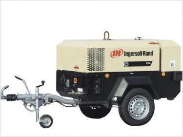 130CFM Compressor