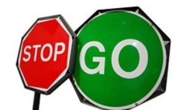 Stop / Go Boards (Manual)