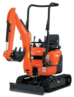 1.0T Narrow Access Mini Digger