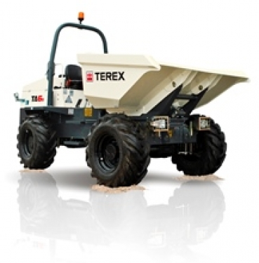 6Ton Swivel Dumper