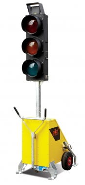 Cordless Traffic Lights (Battery)